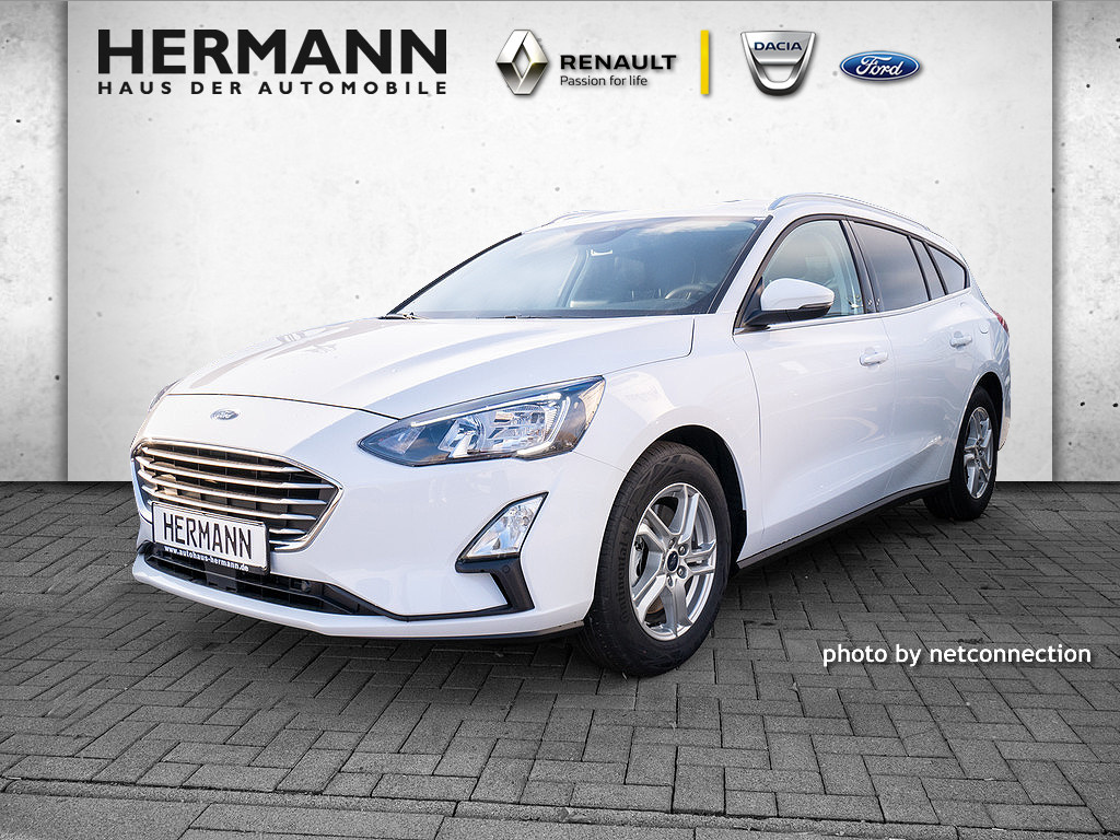 Ford Focus Turnier 1.0 EcoBoost Cool & Connect SHZ