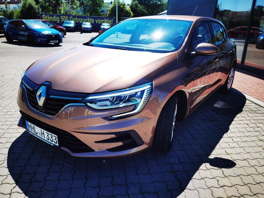 Renault Megane 5-Türer Life TCe 115 GPF ABS Fahrerairba