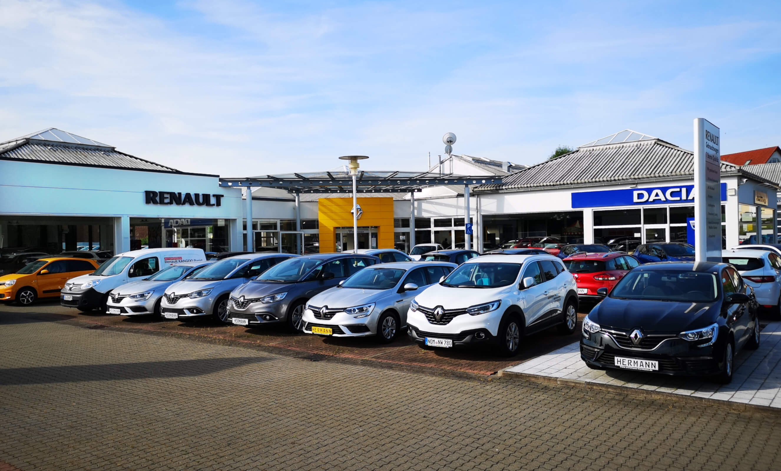 Mühlhausen Renault & Dacia