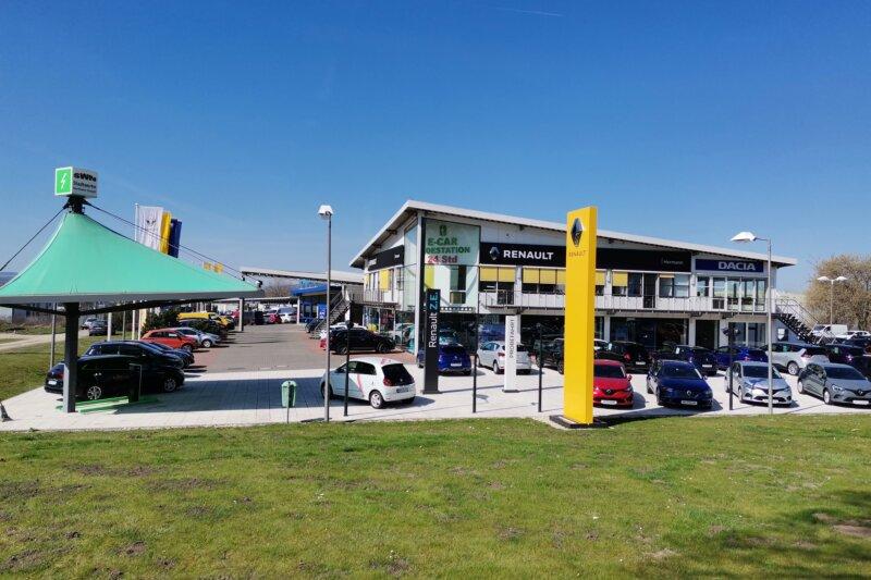 StandortNortheim Renault & Dacia