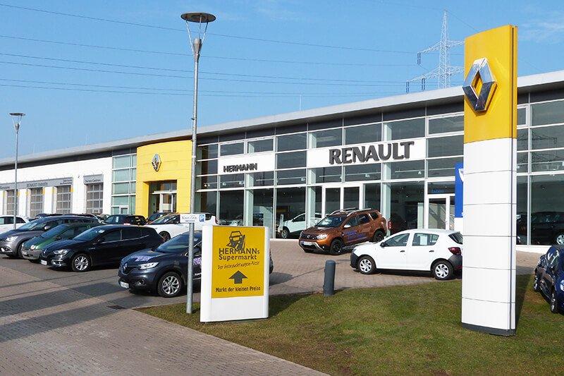 Standort Göttingen Renault & Dacia