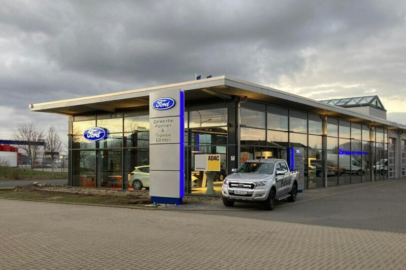 Goslar Ford (Neueröffnung)