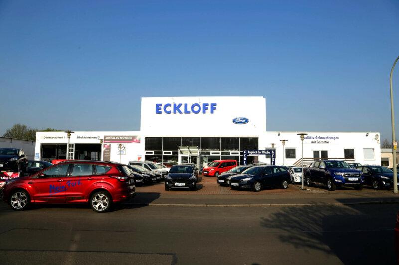Standort Göttingen Ford Eckloff